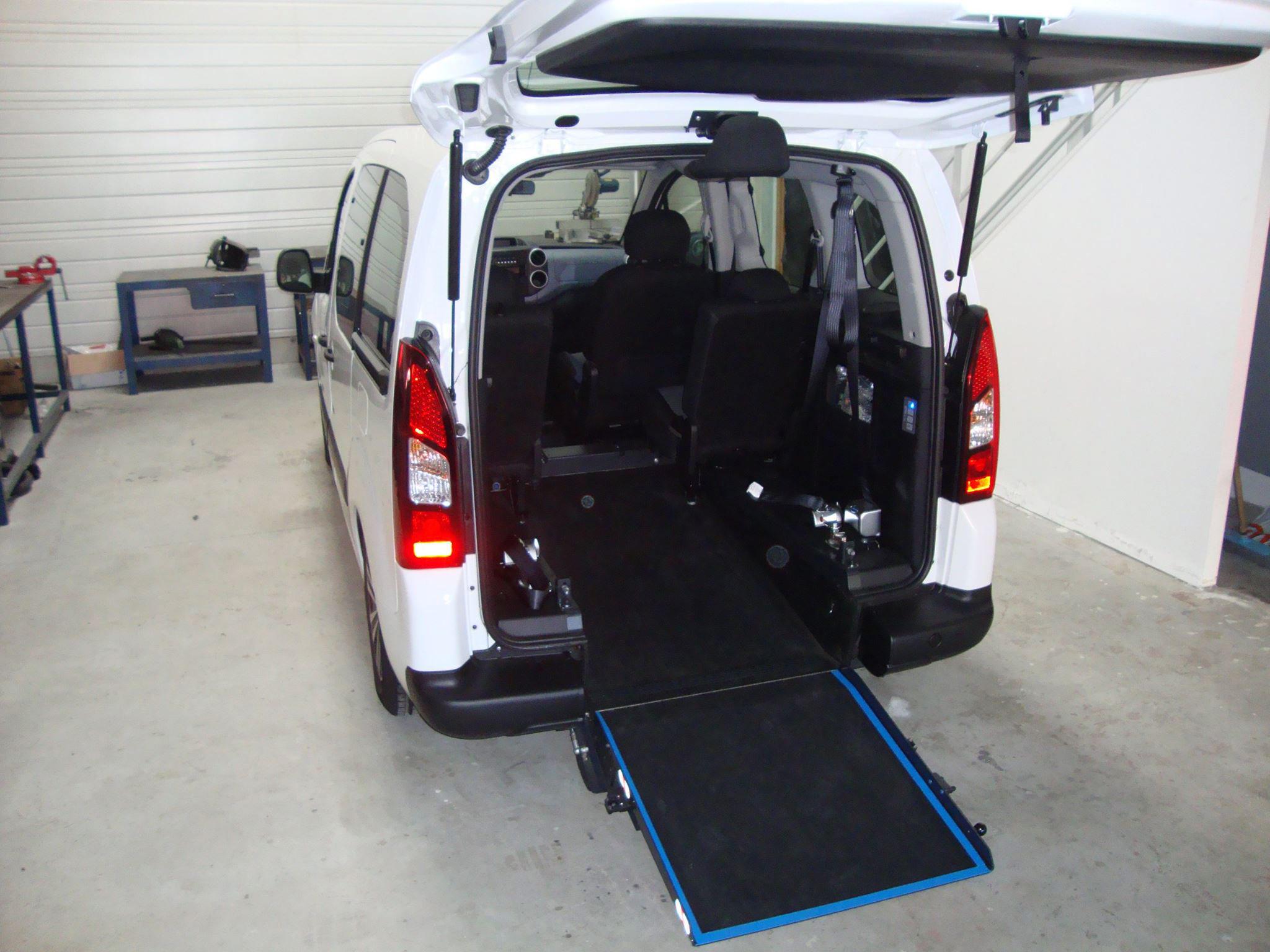 » Location et vente de véhicules pour personne à mobilité réduite dans le Bas-Rhin